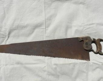 """Spear & Jackson Vintage Handsaw 28"""" Blade"""