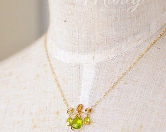 Libra Handmade Constellation Necklace