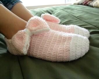 Women Crochet Slippers