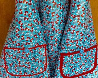 Children's water resistant apron
