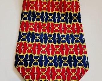 Chain Printed Necktie