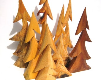Wooden Tree,Table Top,Christmas Tree,Wood Table Top Tree,Rustic Christmas