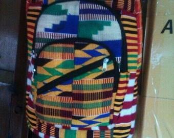 Ghana Kente Bags