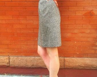 Pencil Slim Skirt