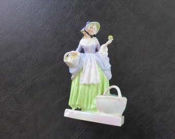 "Royal Doulton ""Spring Flowers"" figurine"