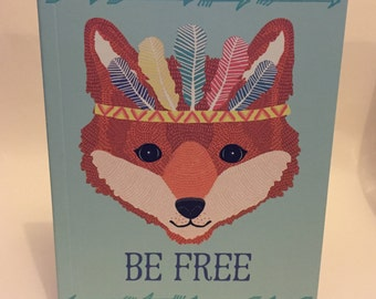 A5 Be Free Notebook