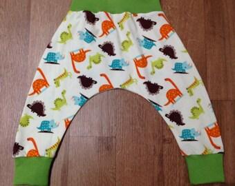 Boys harem trousers size 6-12 months