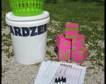 Yardzee Set