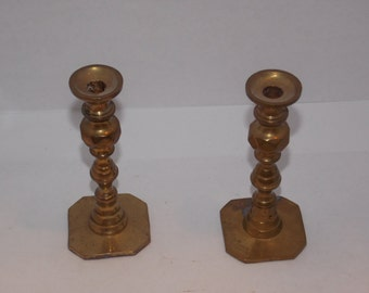 Metal Candle Stick Holders