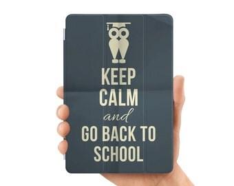 ipad air case smart case cover for ipad mini air 1 2 3 4 5 6 pro 9.7 12.9 retina display keep calm back to school