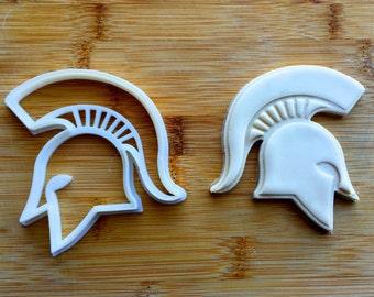 Michigan State Spartan Cookie Cutter