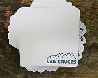 Las Cruces Coasters - 4pk