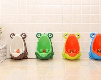 Children Potty Toilet Training Urinal for Boys, Kids Bathroom Decor