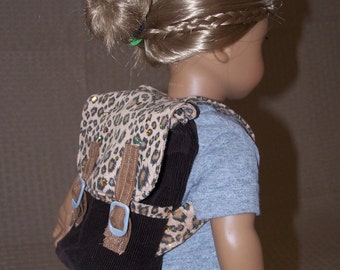 "18"" Doll Backpack for American Girl"