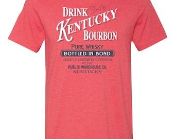 Vintage Label Bourbon T-Shirt