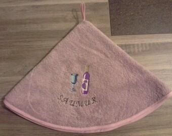 Towels hand Dia 65 cm