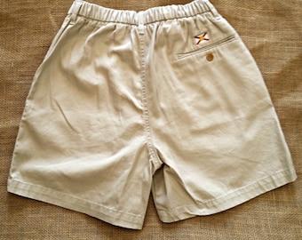 "Florida Culture 5"" Inseam Twill Shorts St. Teresa Stone"
