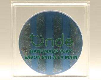 Loofah natural handmade soap
