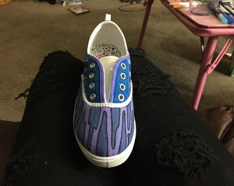 Kid custome design shoes