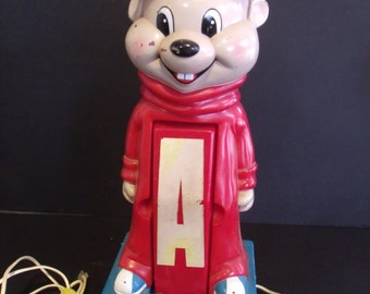 1984 Alvin chipmunk Phone, (# 887/52)