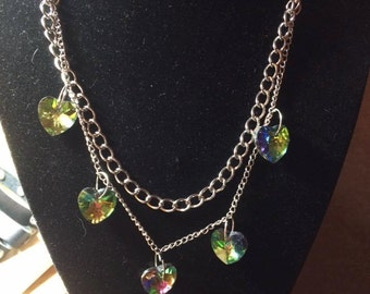 Beautiful Heart Necklace Great for Mother's Day, or for anyone who  holds a place in your heart