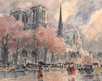Notre-Dame à Paris