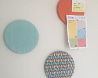 Fabric Pinboard /Message Board