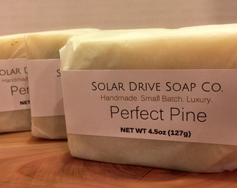 Perfect Pine Handmade Soap