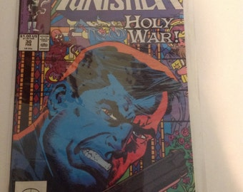 Marvel Comics The Punisher 1990