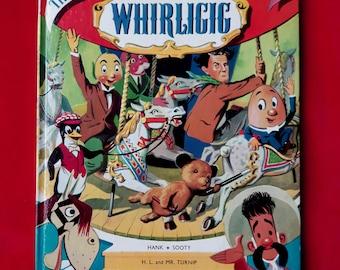 Whirligig Children's TV Show Annual 1950s