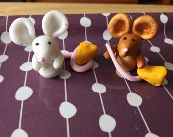 Mice 'n' Cheese