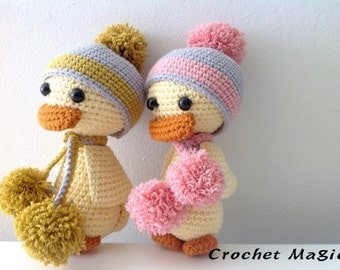 Two Ugly Ducklings