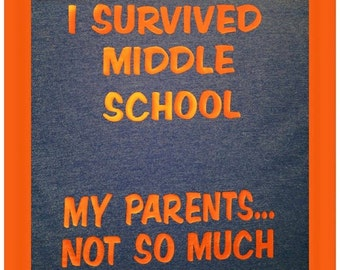 I Survived Middle School