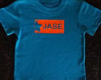 Custom Kids Tee Shirt