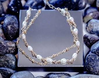 La Promesa Pearl Bracelet