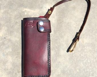 Very strong biker wallet