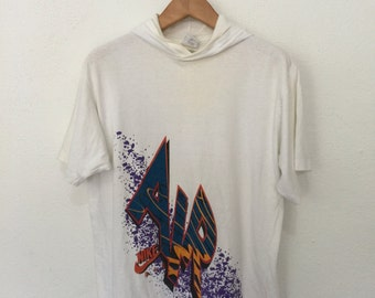 Vintage 90s Nike Tshirt Hoodie