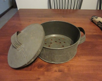 Primitive Tin Strainer