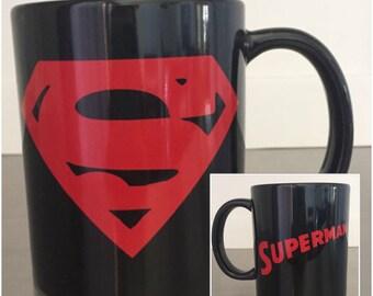 Superman Coffee Mug - DC Comics Mug