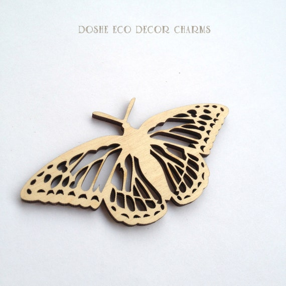 Airy Laser Cut Butterflies Wood Butterfly Laser Cut