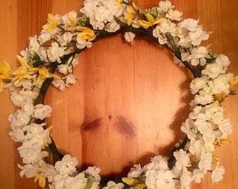 Customizable Flower Crowns
