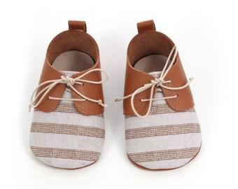 Shoe baby Bernie honey