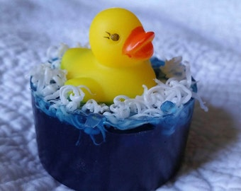 Just Ducky Soap Favors