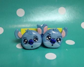 Stitch Earrings