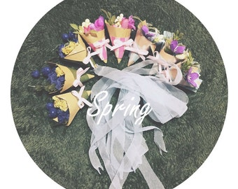Handmade Flower for Blythe