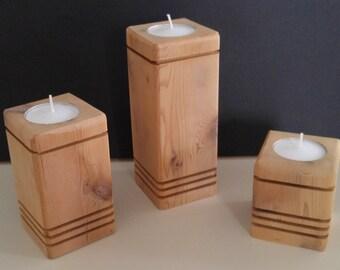 Cedar Tealight Candles