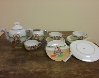MARKED DOWN! Vintage Mepoco Ware made in Japan