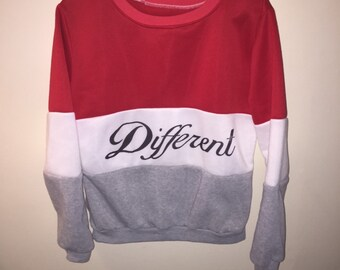 Different Sweatshirt size L