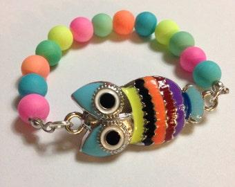 iCandy Hoot Girl's Bracelet