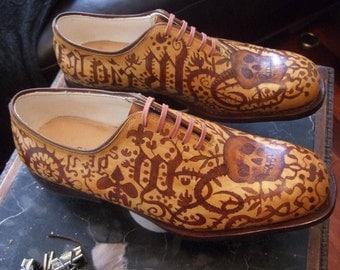 """New Dandy"" handmade shoes"